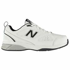 New Balance 624x4 Indoor Sneakers Mens Gents Road Running Shoes Laces Fastened