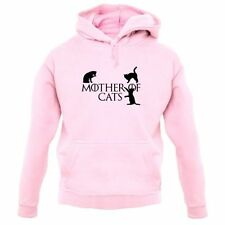 Mother Of Gatos - Sudadera Capucha Unisex / Sudadera con Capucha - Tv-12 Colores