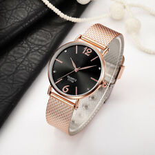 B12C Quartz Watch Plastic Mesh Belt Round Watch Casual Watch 6 Styles Student