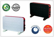 Electric Convection Heater 2KW Portable Indoor Energy Saving Panel Heater 2000W