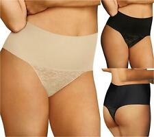 Maidenform Tame Your Tummy Lace Thong DM0049 Light Control Shapewear