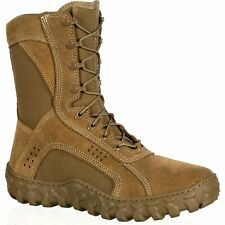 Rocky S2V Tactical Military Boot Aegis Microbe Shield Applied to Rocky Air-Port