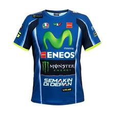 VR46 Yamaha Replica Rossi T-Shirt Moto Gp Men Fan Sumo Supermoto