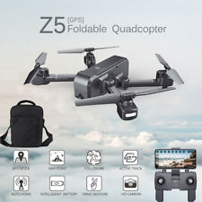 SJRC Z5 GPS HD 1080P Wide-Angle Camera Wifi FPV RC Drone Quadcopter + Backpack