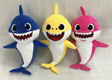BABY SHARK DADDY MUMMY GRANDPA GRANDMA TOY DOLL PLUSH TEDDY PINKFONG - UK STOCK