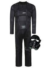 Brand New Star Wars Death Trooper fancy dress Costume with mask X Large