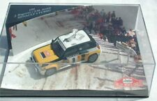 SKID various diecast model Rally cars WRC Toyota Mitsubishi Renault 5 Turbo 1:43