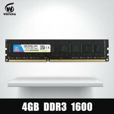 RAM DIMM DDR3 4 GB 1600 MHz 1333 COMPATIBLE 1066 DDR 3 4 GB PC3-12800 MEMORIA 24