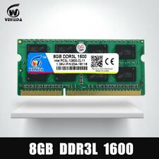 PORTATIL RAM DDR3L 4 GB 8 GB 1600 PC3-12800 204PIN MEMORIA DDR3L 1333 PC3-10600