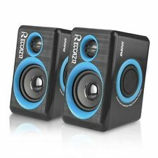 PC Speakers With Deep Bass, USB .0 Wi Powe Surround Computer Speaker for PC/Lapt
