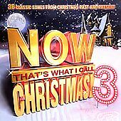 Now That's What I Call Christmas!, Vol. 3 by Various Artists (CD, Oct-2006, 2 D…