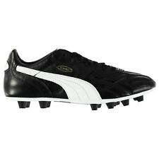 3744b838 Puma King Top di FG Firm Ground Football Boots Mens Black Soccer Shoes  Cleats