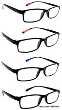 2 PAIRS TR90 Near Short Sighted Myopia Distance Glasses (NOT FOR READING) NG9