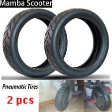 2 Pcs Inner Tubes Pneumatic Tires Inflation Tube for Xiaomi Mijia M365 Electric
