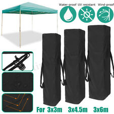 Heavy Duty Gazebo Marquee Carry Bag Polyester Fabric 3 Sizes With 2 Side Handles