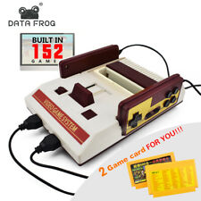 Data Frog Retro Dual Controller 8 Bit TV Video Game Console For FC Classic Games