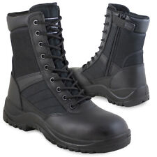 d6f9e5bdbf8 Magnum Response II 8 0 Men US 7 5 Black Work Boot Pre Owned ...