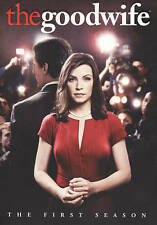The Good Wife: The FIRST Season (DVD, 2010, 6-Disc Set) Julianna Margulies ...