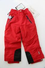 Mini A Ture - Skihose Schneehose MIKKI rot Gr 116 128, 134, 140   Sale %%