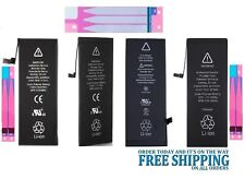Replacement Internal Battery For iPhone 5S 5G 6 6S 6S+ 7 7+ 8 8+ X +Adhesive LOT