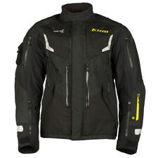 Klim Badlands Pro Gore-Tex Textile Motorcycle Jacket Black Size Medium