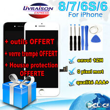 ECRAN LCD iPhone 6/S 7/ 8 vitre Tactile sur Chassis remplacement screen Outils