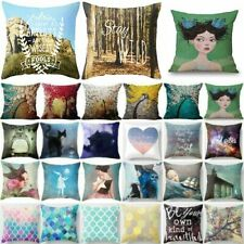 Abstract Square Pillow Cases Throw Pillow Cushion Cover Home Decor Sofa Gift