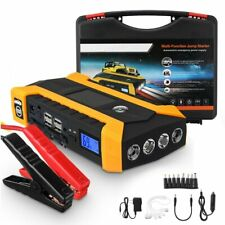 Starter 89800mAh 12V 4USB 600A Portable Car Battery Charger Booster Power