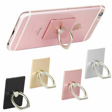 Finger Ring Grip Cell Phone Holder Stand Attachment Rotating Mount USA Square