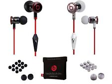 USA SELLER-Original Beats by Dre iBeats In-Ear Headphones Earphones BLACK NEW