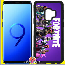 Fortnite Custom Designed Printed Case Samsung Galaxy S6 7 8 9 Edge Plus FN10