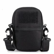 Black Outdoor Waterproof Tactical Bag Waist Pack Camping Military Army Bag Pouch