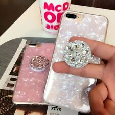 Cute Jewel Socket Universal Cell Phone Expanding Mount Finger Grip Stand Holder