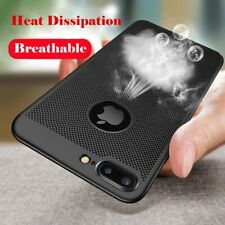 Hollow Heat Dissipation Phone Case Back Cover For iPhone XS MAX XR 6 6s 7 8 Plus