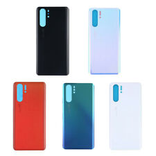 Back Rear Glass Replacement Battery Cover w/ Camera Lens for Huawei P30Pro