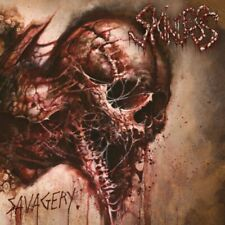 Savagery CD Skinless
