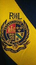 Polo Ralph Lauren Custom Slim Fit Classic Crest & Big Pony Shirt in Navy