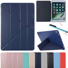 Magnetic Smart Stand Cover Leather Case for Apple iPad 2 3 4 5 6 2018 Mini Air