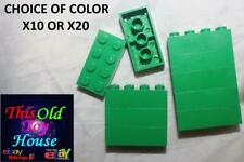 LEGO 3001 2X4 BRICK CHOICE OF COLOR PRE-OWNED