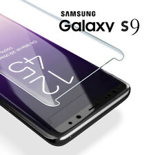 5D Clear Tempered Glass Screen Protector Film For Samsung Galaxy S8 S9 Plus New