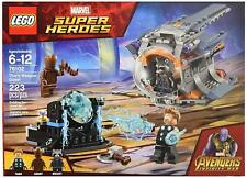 LEGO Marvel Super Heroes Avengers: Infinity War Thor's Weapon Quest set 76102