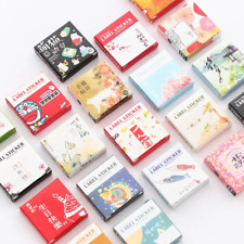 40 PCS/box Mini Cartoon Paper Sticker Decoration Decal DIY Album Scrapbooking Se