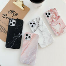 Marble Phone Case Cover For iPhone 11 Pro Max XS XR Fashion Soft TPU Back Shell