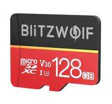 Micro SD TF Memory Card With Adapter 32GB UHS-3 V30 64GB 128GB Class 10 UHS-1