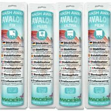 Avalon Plus From Madeira Wash Away Embroidery Stabiliser 1metre x 50cm