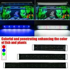 LED Aquarium Light Full Spectrum Freshwater Fish Tank Plant Marine Multi-color