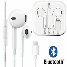 Premium Quality Wired  Earbuds Headphones Headsets for Apple iPhone 6 7 8 X