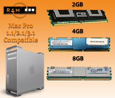 2GB 4GB 8GB 16GB 32GB 64GB DDR2 PC2-5300/6400F FB-DIMM MAC PRO 1.1/2.1/3.1 2008