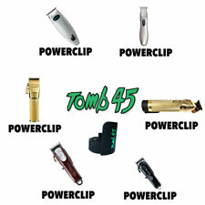 Tomb 45 Power Clips for Charging Mat For Andis Babyliss Wahl Clipper or Trimmer