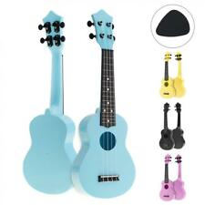 21 Inch Colorful Acoustic Ukulele, 4 Strings Hawaii Guitar, Perfect for Beginner